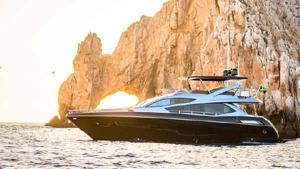 Sunseeker 75 Yacht