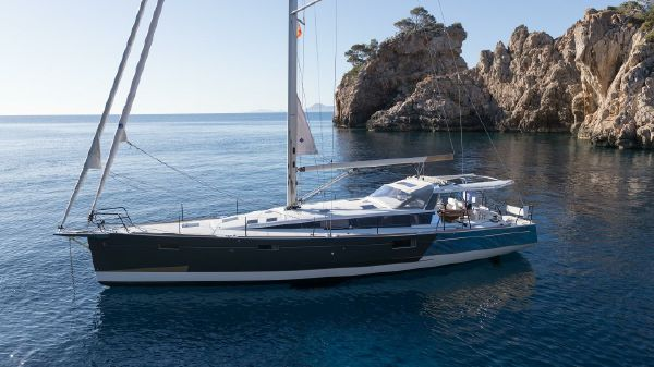 Beneteau Sense 57 Manufacturer Provided Image