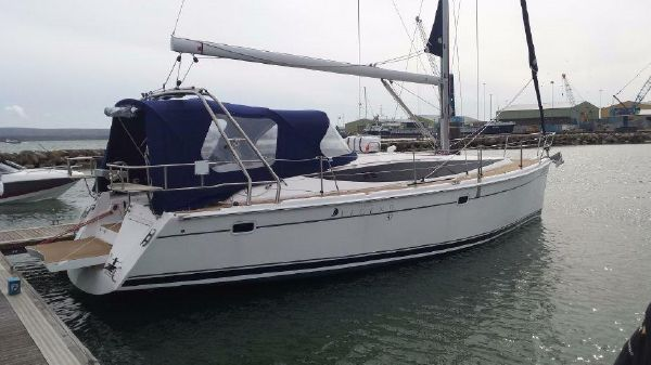 Legend 37 - Bilge Keel Marlow Legend 37