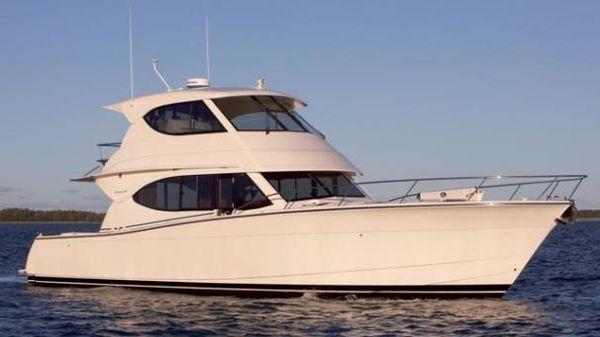 Maritimo 48 Cruising Motoryacht.