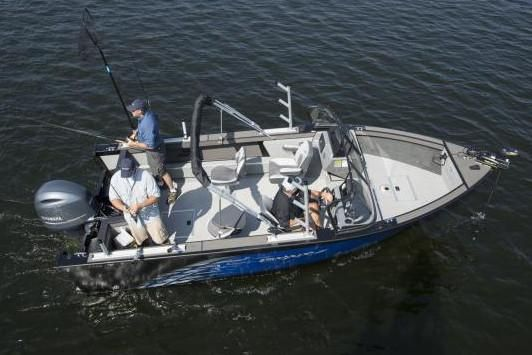 2019 Starcraft Fishmaster 210