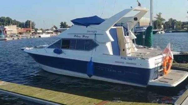 Bayliner 288 Fly Discovery