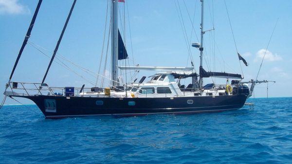Custom Steel Blue Water Cruiser