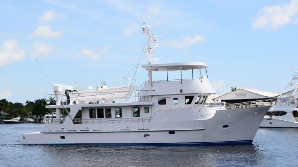 Cape Horn Trawler  Profile