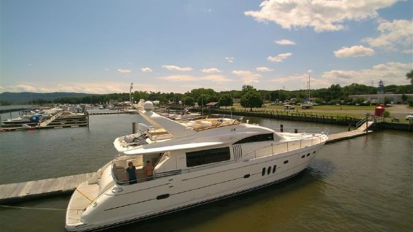 Viking Sport Cruisers Princess 75