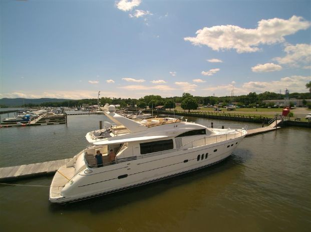 2006 Viking Sport Cruisers Princess 75