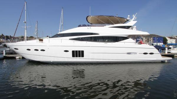 Princess 78 Motor Yacht 78 Princess