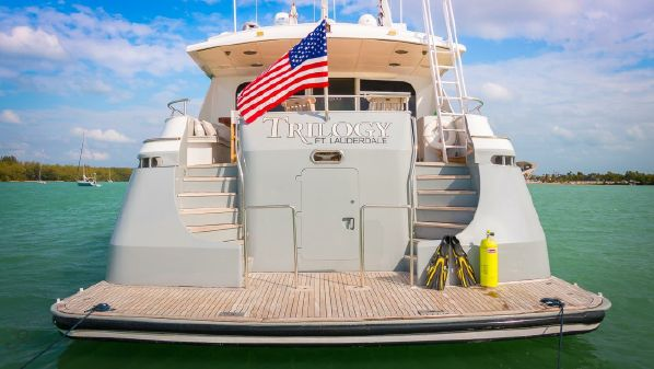 Broward 103 Raised Pilothouse image