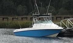 Fountain 29 Sportfish Cruiser IO image