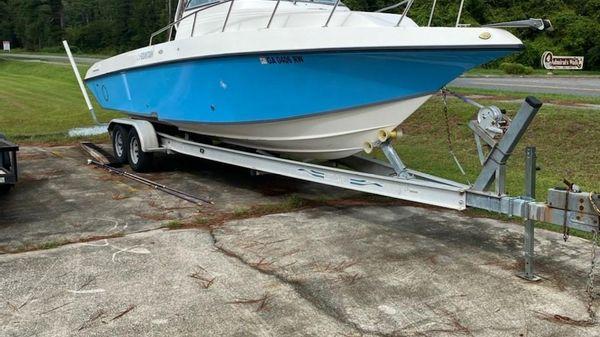 Fountain 29 Sportfish Cruiser IO