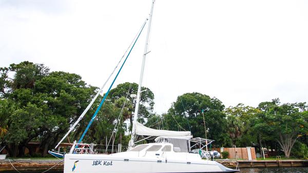 Voyage Yachts Norseman 46/43
