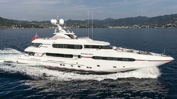 Sunrise Motor Yacht ATOMIC