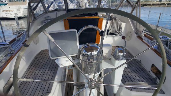Alden 45 Aft Cockpit image
