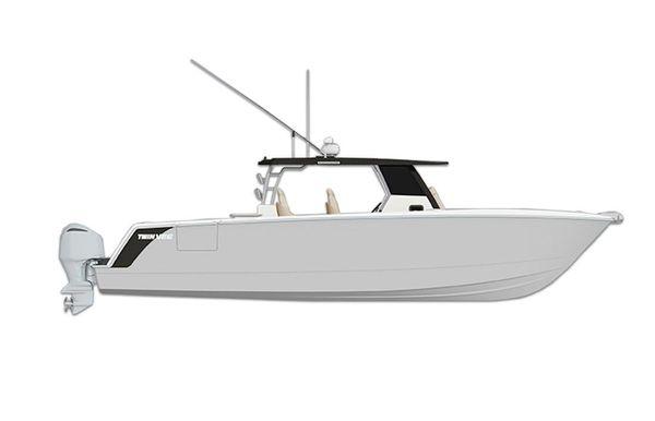 2022 Twin Vee 400 CC GFX