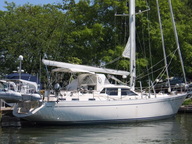 2000 Nauticat Pilothouse 515