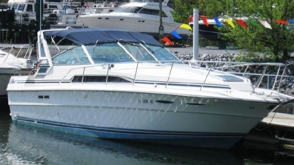 Sea Ray 34 Express