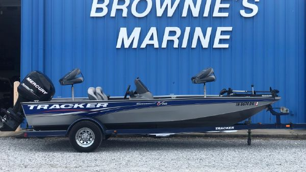 Used Tracker Boats For Sale - Brownies Marine