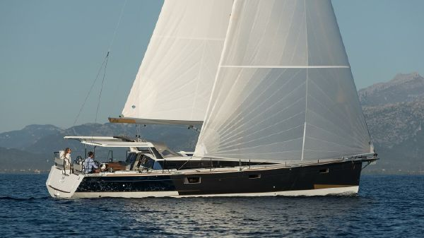 Beneteau Sense 51 Manufacturer Provided Image