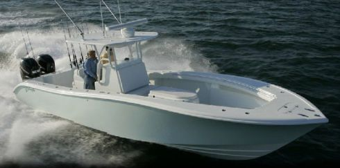 Yellowfin 34 w/ Redesigned Interior