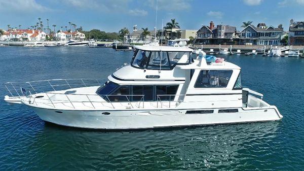 Del Rey Cockpit Motor Yacht