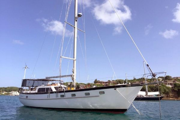 Pan Oceanic 46 Ted Brewer Pilothouse Cutter - main image