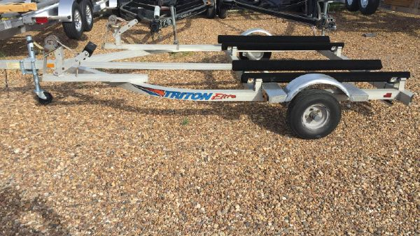 Triton Trailers Elite Double Jet Ski Trailer