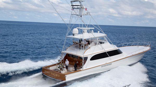 Merritt Custom 80' Sportfish REEL TIGHT