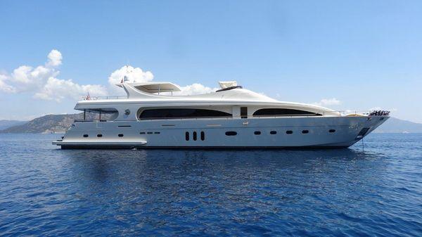 Mengi Yay Custom Built Motor Yacht