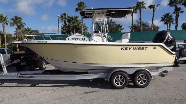 Key West 225 Bluewater