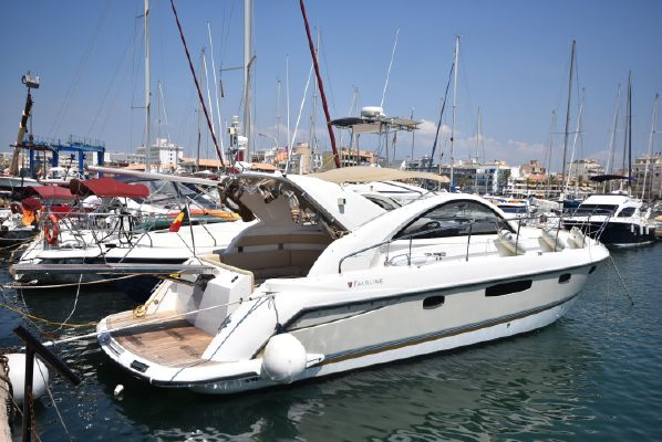 Fairline Targa 38 - main image