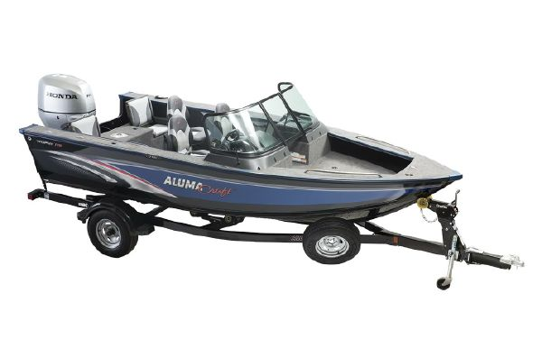 2019 Alumacraft Trophy 175