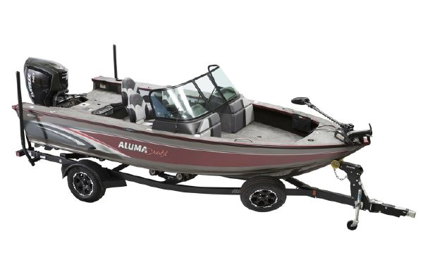 2019 Alumacraft Edge 185 Sport