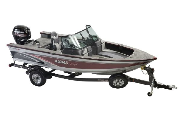 2019 Alumacraft Edge 175 Sport