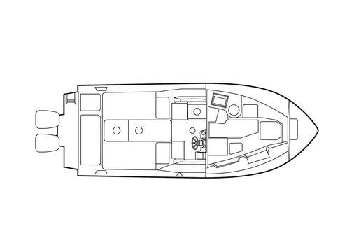 Grady-White Gulfstream 232 image