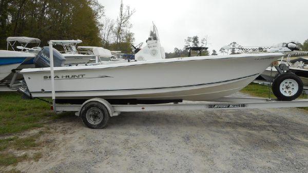 Sea Hunt BX 21 T
