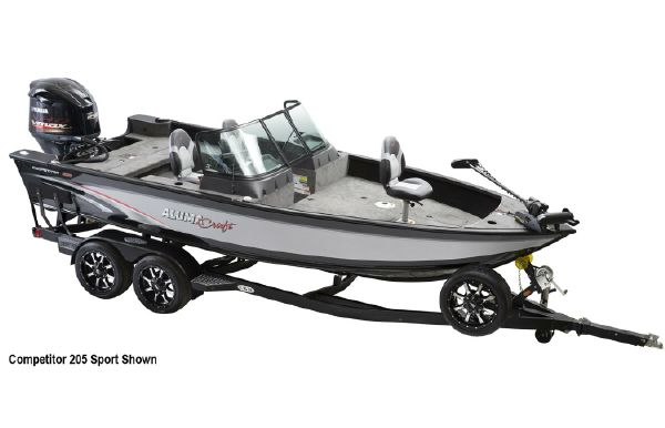 2019 Alumacraft Competitor 205 CS