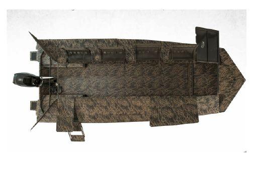 Lowe Roughneck 2070 Waterfowl Tiller image