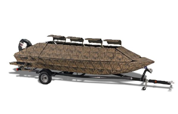 2019 Lowe Roughneck 2070 Waterfowl T