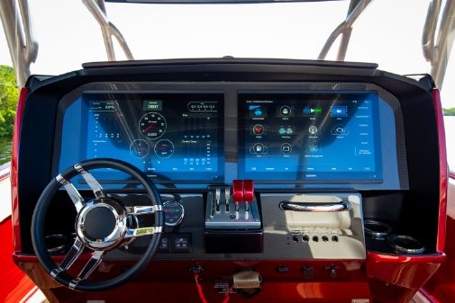 Nor-Tech 390 Center Console image