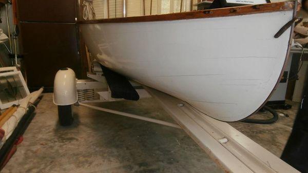 Peterborough Sailing Skiff