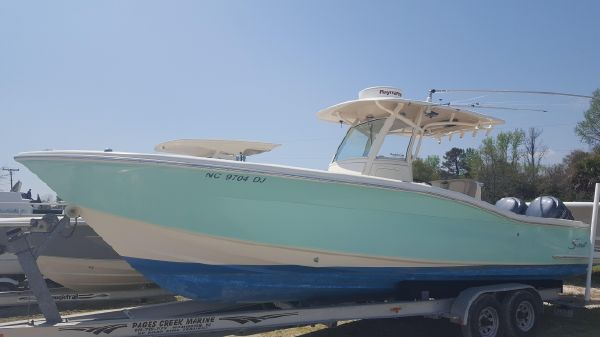 Scout 282 Sportfish