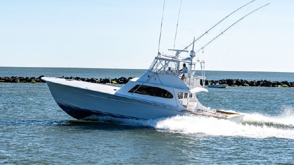 Custom Carolina 59 B&B Custom Sportfish