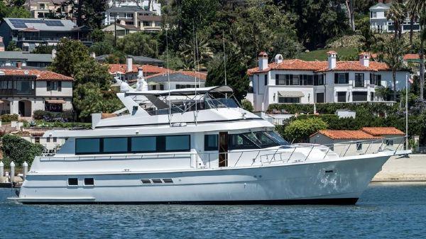Hatteras Motor Yacht Loveliest Ladies