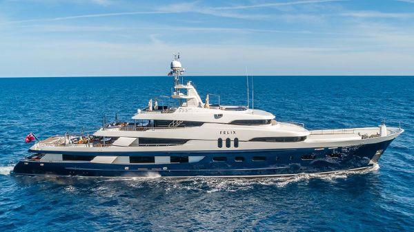 Motor Yacht Neue Jaderwerft