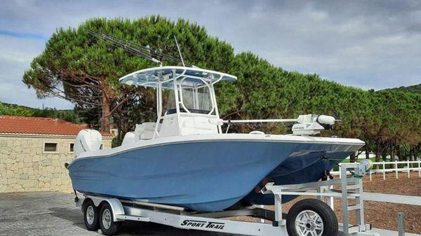 Sea Cat 260 Hybrid Catamaran