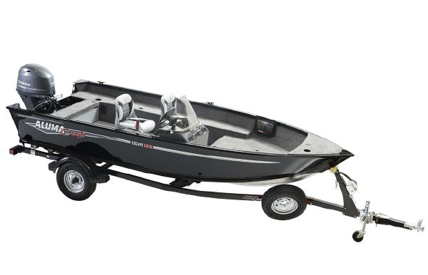 2019 Alumacraft Escape 165 CS