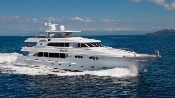 Richmond Yachts 138 Motor Yacht