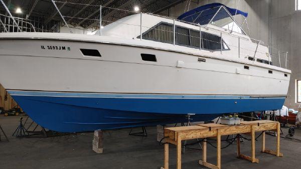 Trojan 36 Cruiser