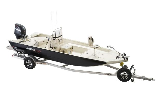 2019 Alumacraft MV 2072 AW Bay