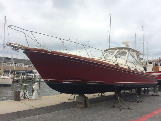 1994 Little Harbor 40 Express